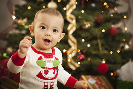Holiday Toddler Safety Tips
